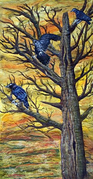 Raven Tree-