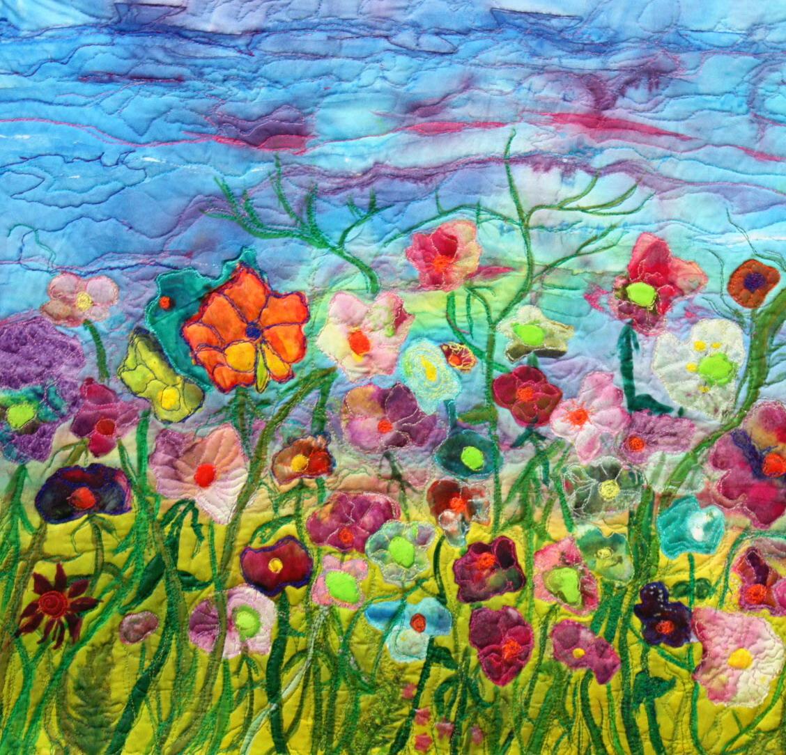 Barbara Harms Fiber Art