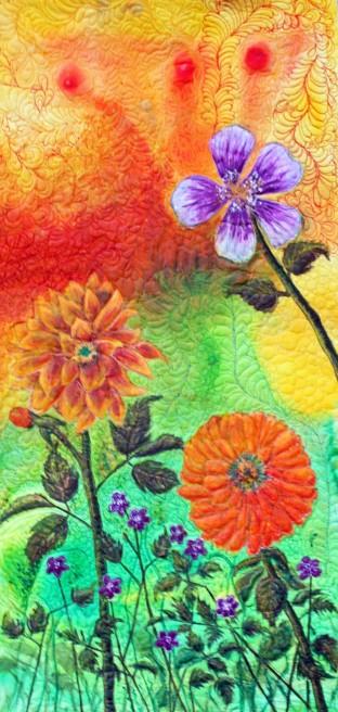 """""""Tangerine Sky""""-Barbara Harms"""
