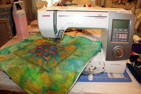 Here it is my wonderful machine.