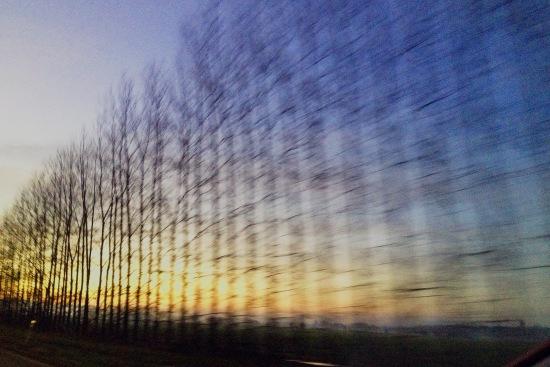 60 MPH Sunset