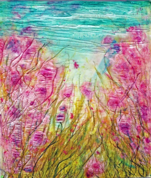 "Blue Sky""-Barbara Harms"