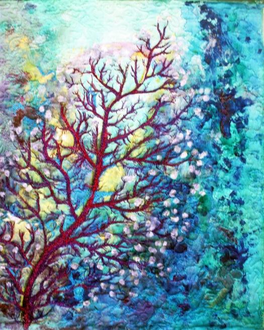 """Filtered Light""-Barbara Harms"