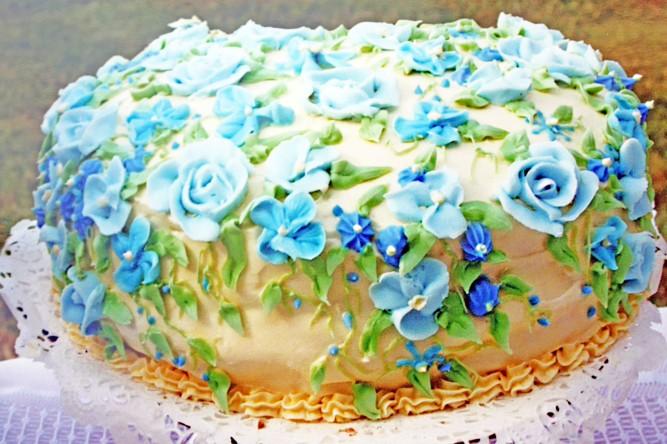 BLUE FKOWERS CAKE_0080