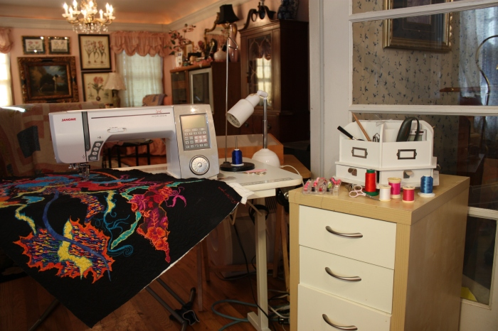 Dining room studio