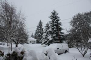 winter snow 2014, snow storm 001