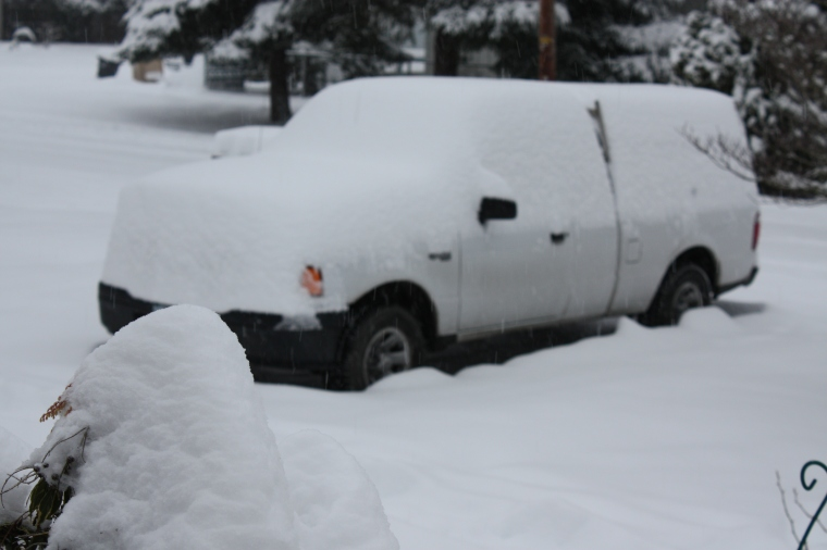 winter snow 2014, snow storm 015