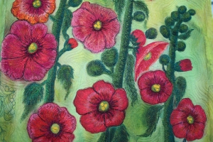 Barbara Harms Fiber Art asianartandquilts.com