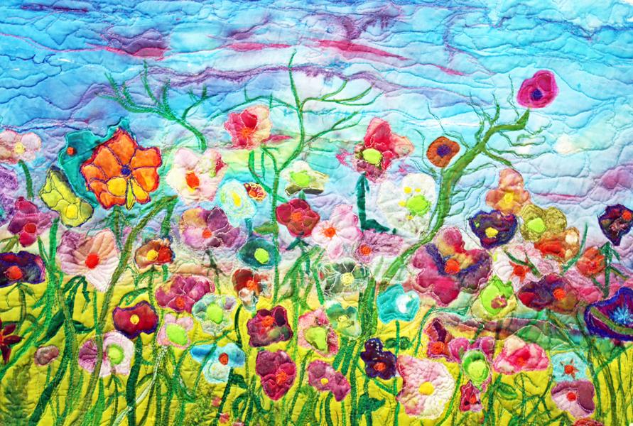 An Impressionist garden art qult