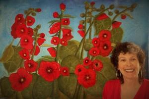 Bafrbara harms Fiber ArtA Bug's Eye View Karen Nixon (3)