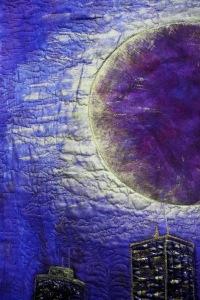 BarbaraHarmsFiberArtLunar Eclipse