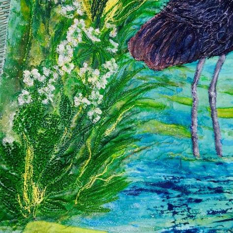Red Egret
