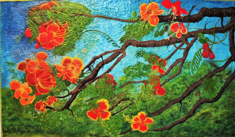 Barbara Harms Flame Tree